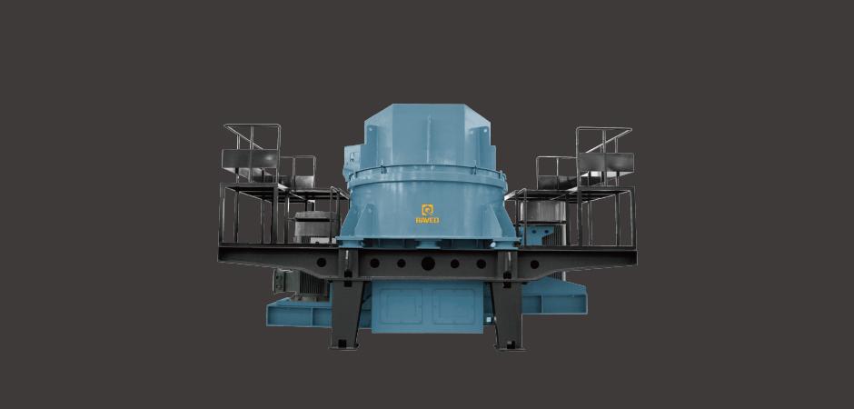 VSI sand making machine - Raveo Products